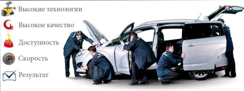 Проверка автомобиля на прослушку