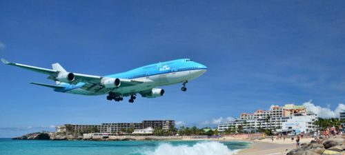 caribbean-beach-jumbo-airplane