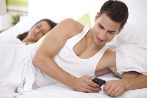 факт измены, проверка супругов